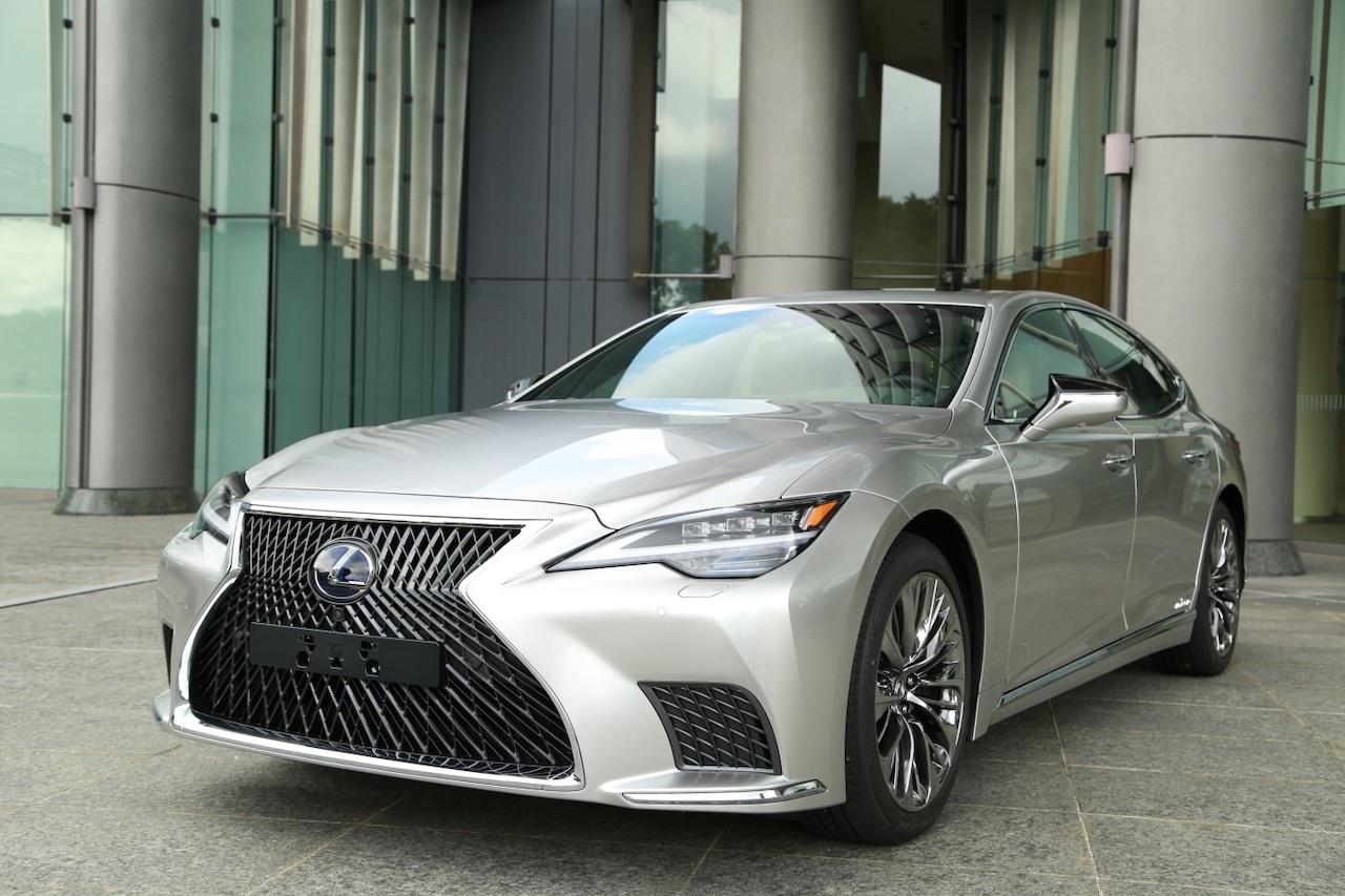 Znamy ceny nowego Lexusa LS