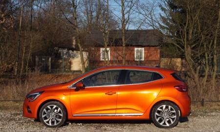 Renault Clio 1,3 TCe RS-Line 130 KM 7DCT – Fancuski mieszczuch
