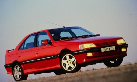 Peugeot 405 T16 – Rodzinny sportowiec