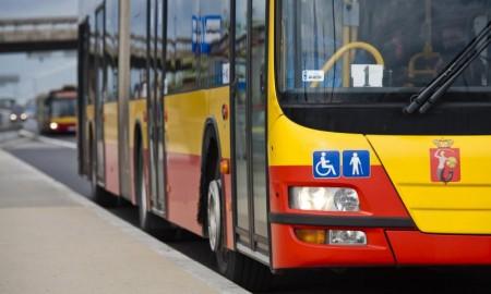 Transport publiczny cierpi na pandemii
