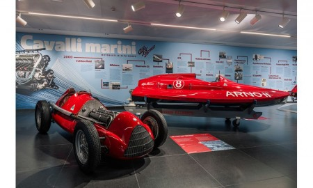 "Alfa Romeo – ""konie morskie"""
