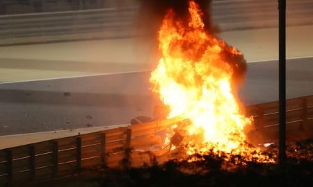 Dramatyczny wyścig F1 w Bahrajnie