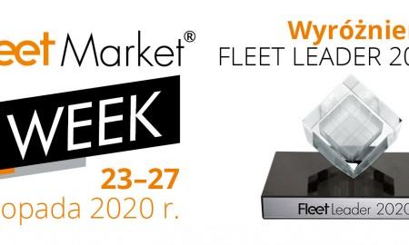 Wyróżnienia Fleet Leader 2020