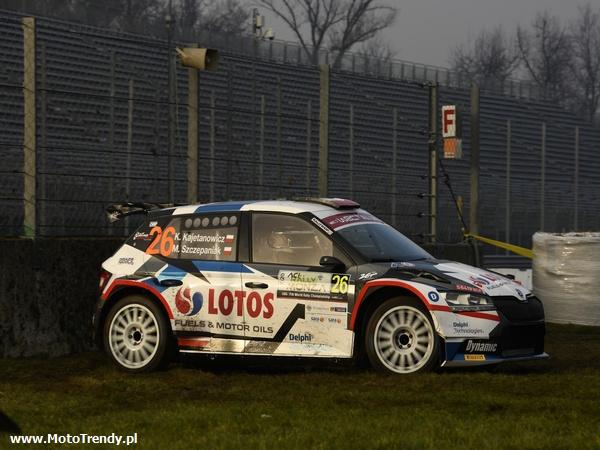 Rajd Monza 2020 - Dobry początek Kajetanowicza
