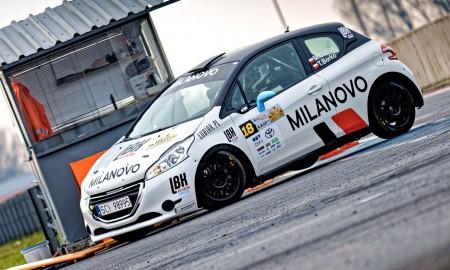 Polacy zdominowali Rally Slovakiaring