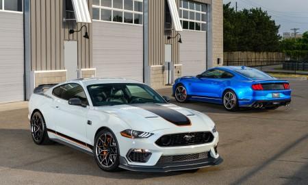 Ford Mustang z napędem czterech kół?