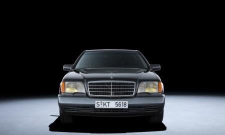 Mercedes Klasy S W140 stanie się autem zabytkowym