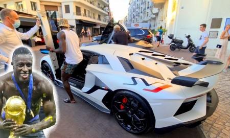 Lamborghini piłkarza Manchesteru City do recyklingu?
