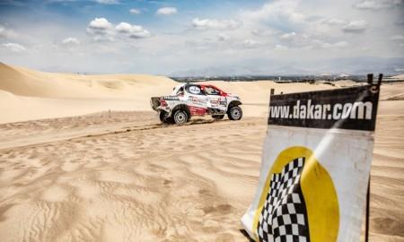 Rajd Dakar - od Afryki po Arabię Saudyjską