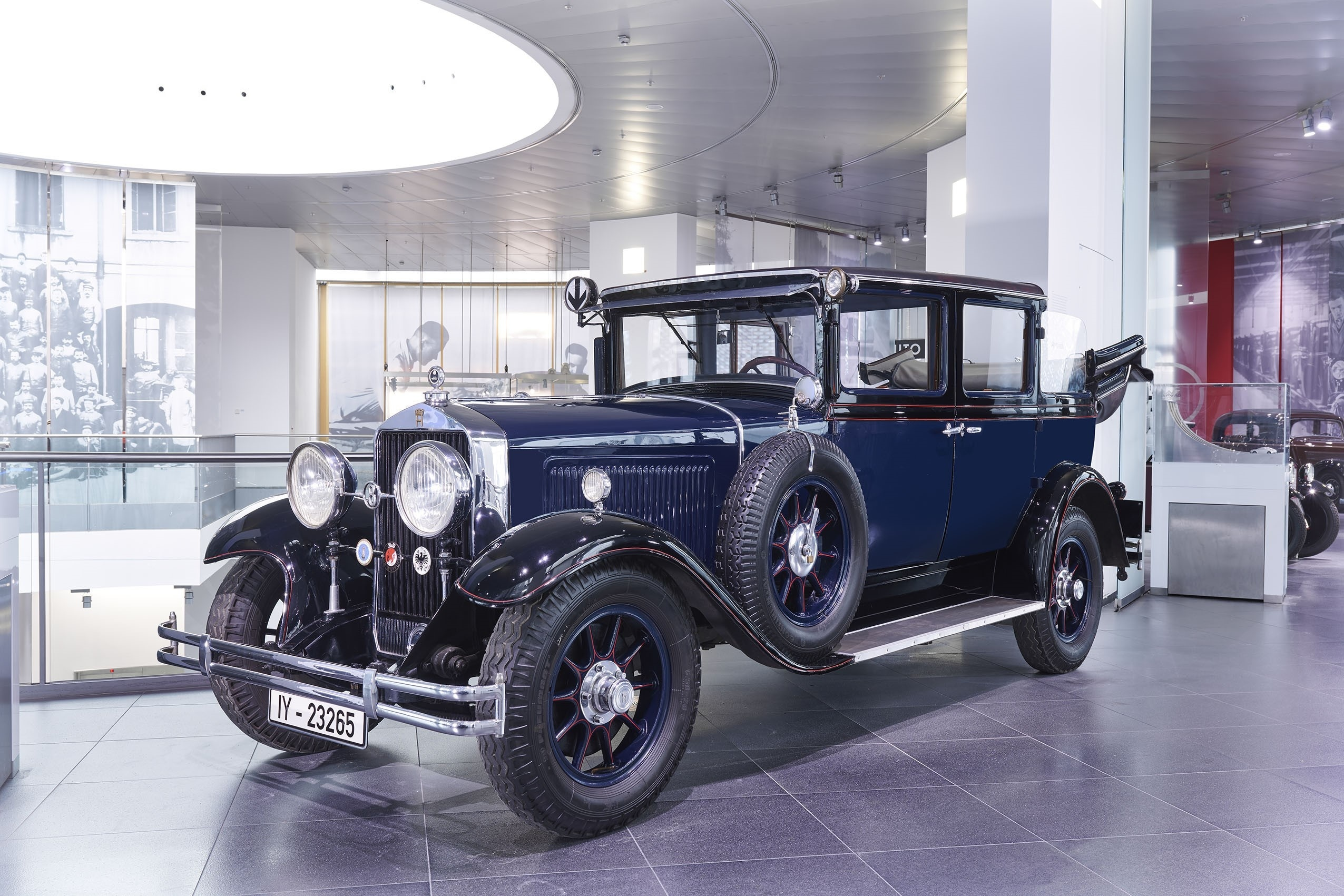 Audi museum mobile obchodzi dwudzieste urodziny