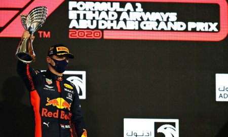 """Verstappen: """"...ten wynik jest dla nas wszystkich wspaniałą nagrodą."""""""