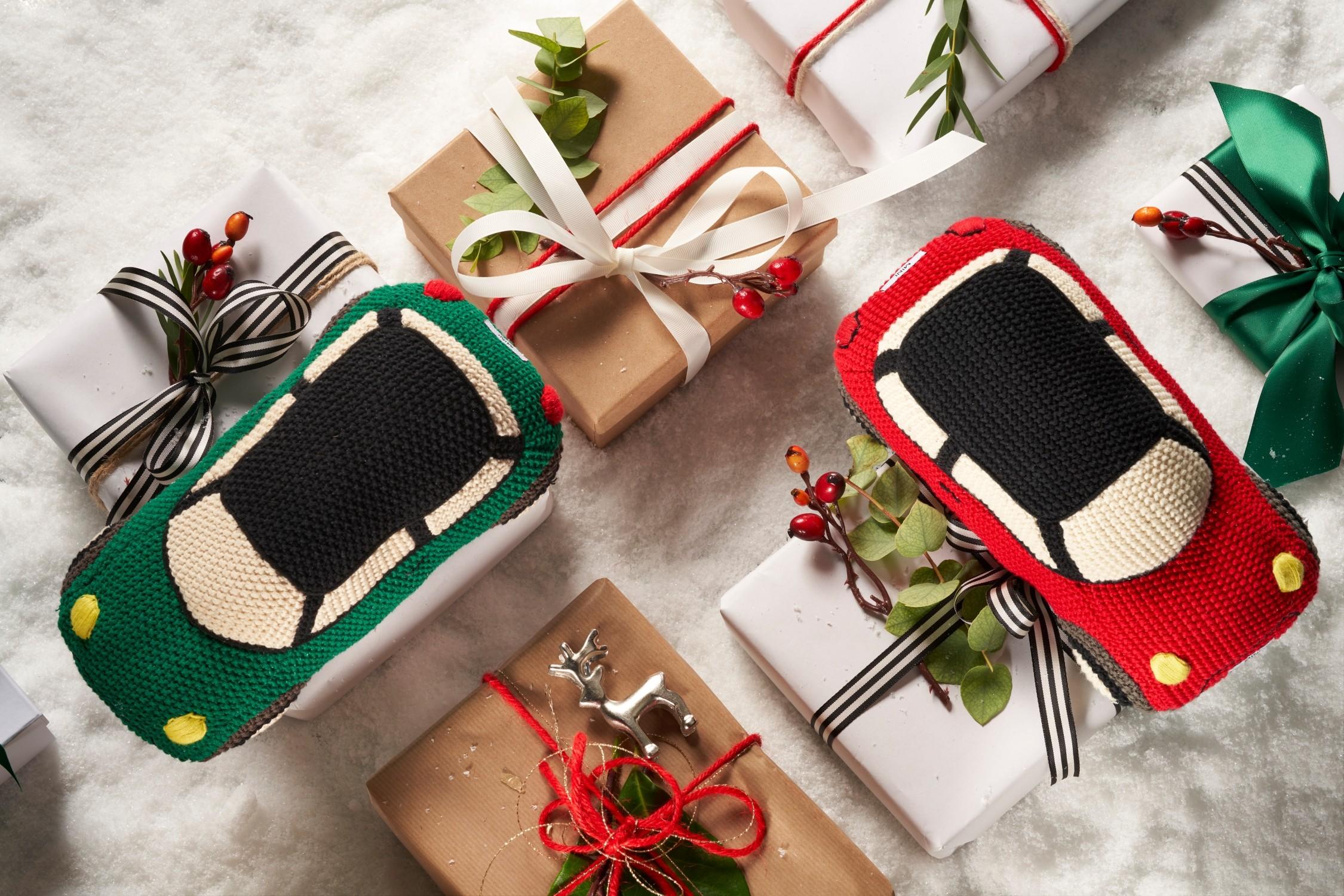 Świąteczne prezenty w stylu Mini