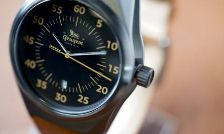 Peugeot sygnuje trzy nowe zegarki