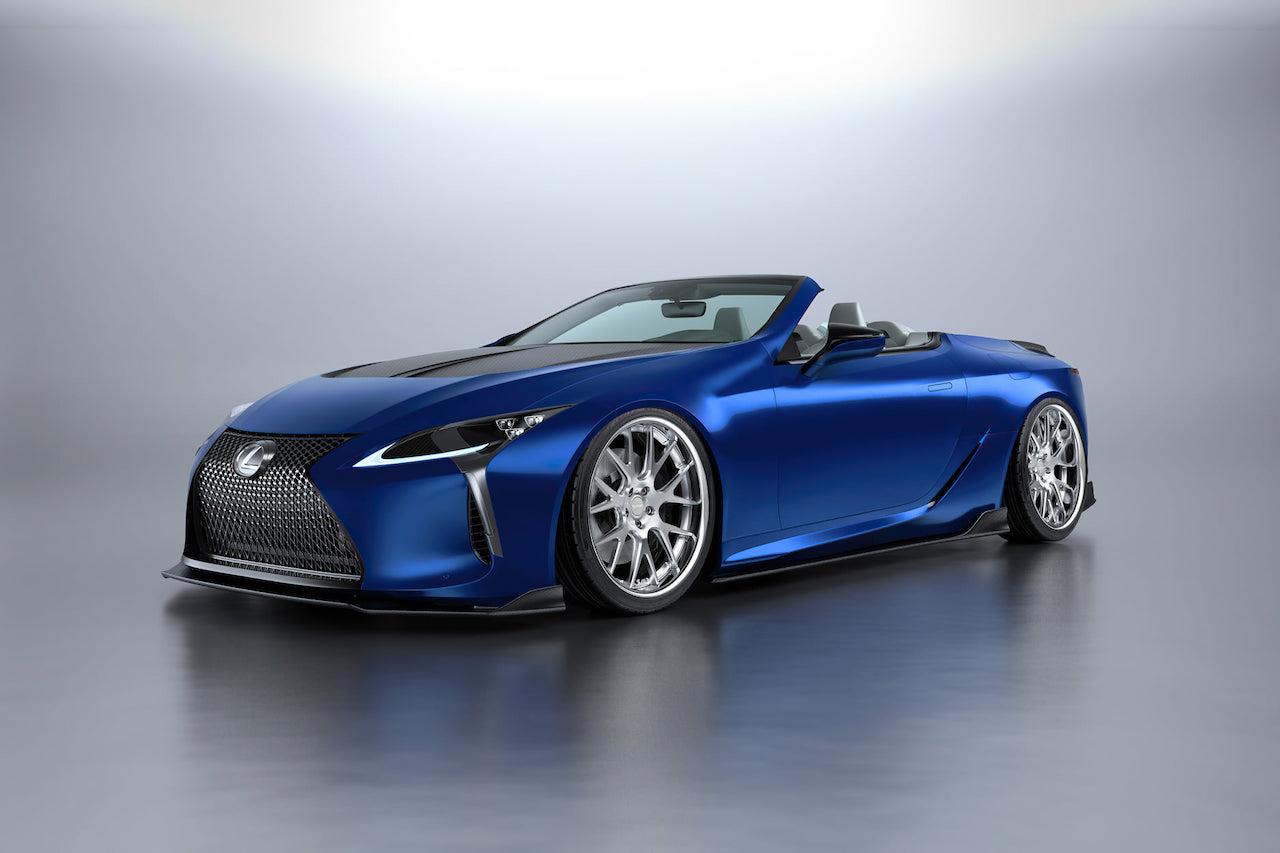 Lexus LC Convertible od Artisan Spirits
