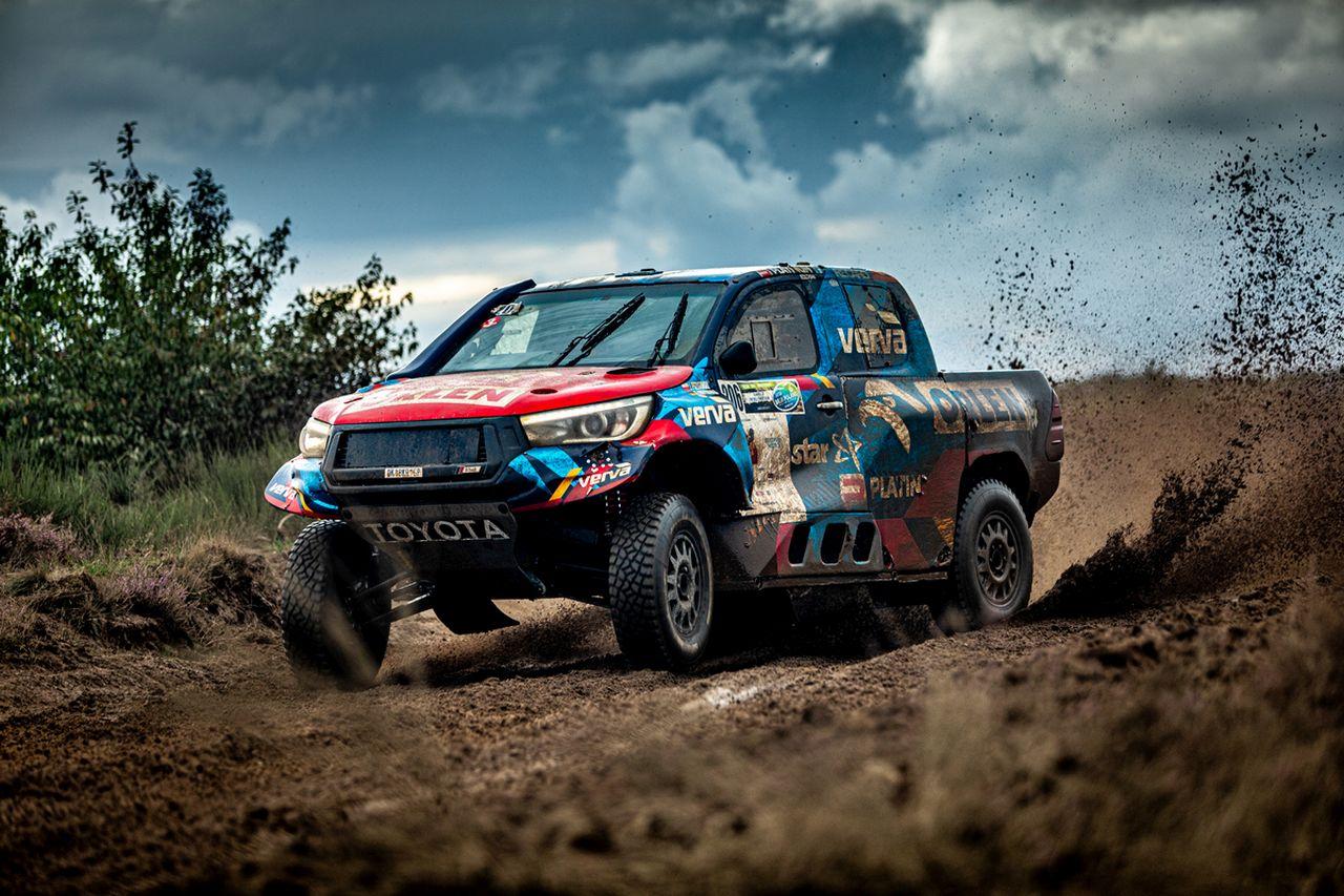 Polacy w Rajdzie Dakar 2021