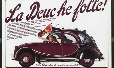 40 lat Citroëna 2CV Charleston