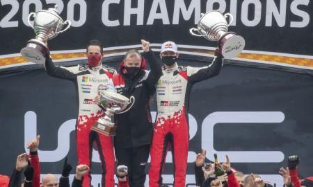 Sébastien Ogier rajdowym mistrzem świata 2020
