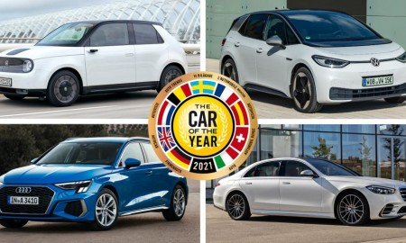 Car of the Year 2021 - kandydaci