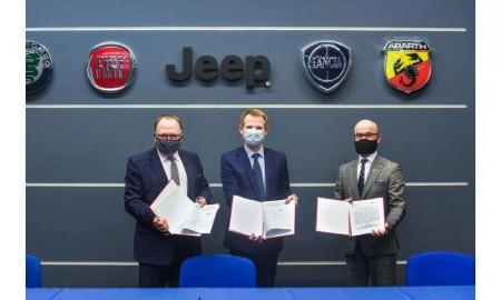 Tyska fabryka FCA – nowy etap