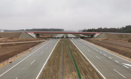 GDDKiA: ponad 385 km dróg w 2021 r.