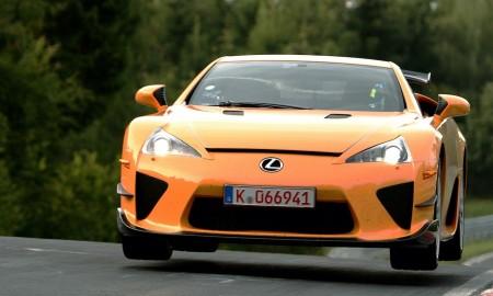 Lexus LFA Nürburgring Package – Po prostu wyjątkowy