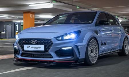 Hyundai i30 N od Prior Design – Jak z WRC