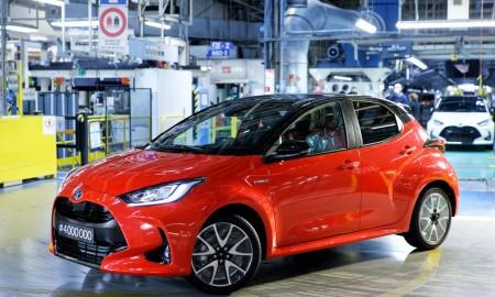 4-milionowy Yaris z francuskiej fabryki Toyoty
