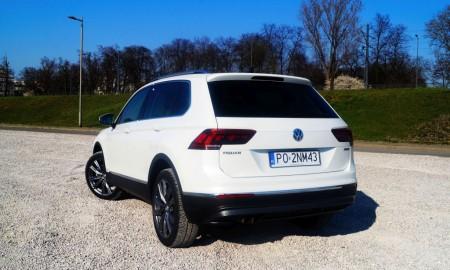 Volkswagen Tiguan Highline 2,0 TSI 190 KM DSG7 4Motion – Sposób na SUV-a