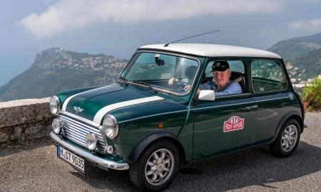 Paddy Hopkirk: Gentleman i legenda w klasycznym Mini