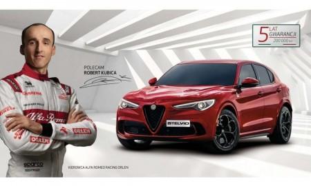 Robert Kubica i Alfa Romeo