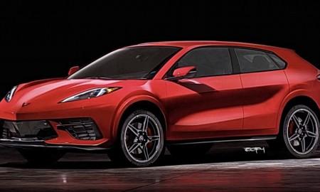 GM rozważa SUV-a Corvette