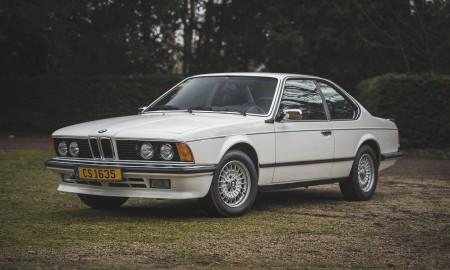 BMW 635CSi Seana Connery znalazło nowego nabywcę