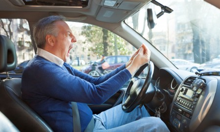 Blue Monday za kierownicą