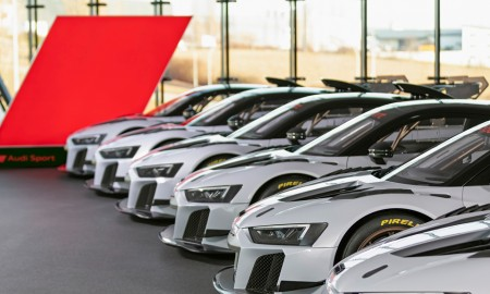Audi Sport customer racing  - plany na rok 2021