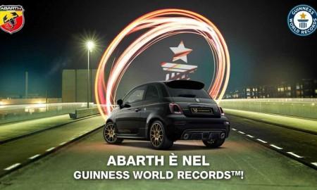 Abarth w Księdze Rekordów Guinnessa