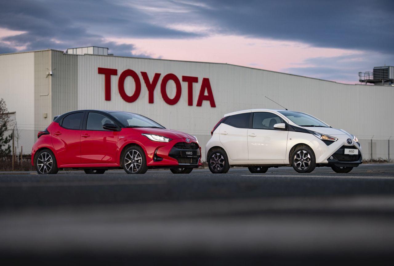 Toyota właścicielem fabryki w Kolinie