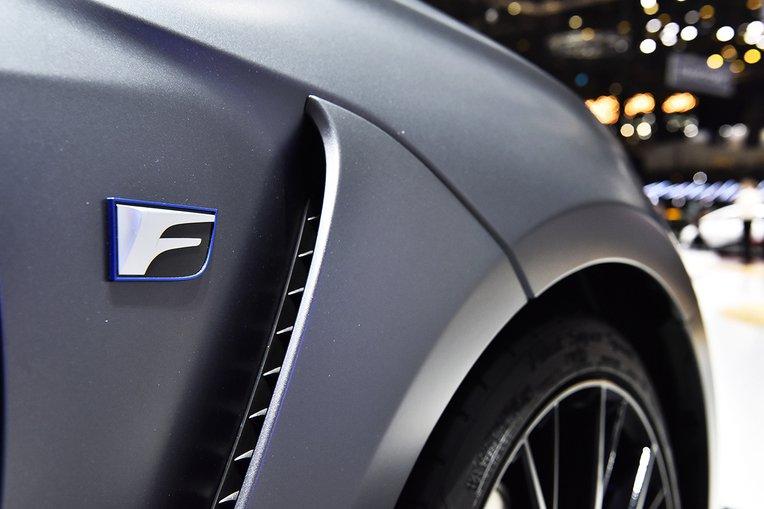 Lexus szykuje sportową ofensywę?