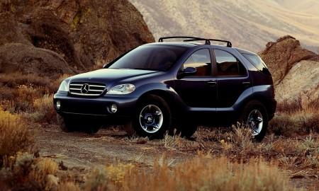 Mercedes AAVision – Początek SUV-ów Mercedesa