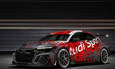 Premiera nowego Audi RS 3 LMS