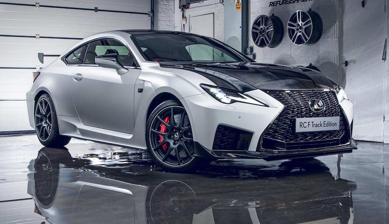 Lexus RC F – Jeden jedyny taki