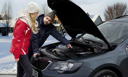 Pandemia i mrozy zaszkodziły akumulatorom, nawet w nowych autach
