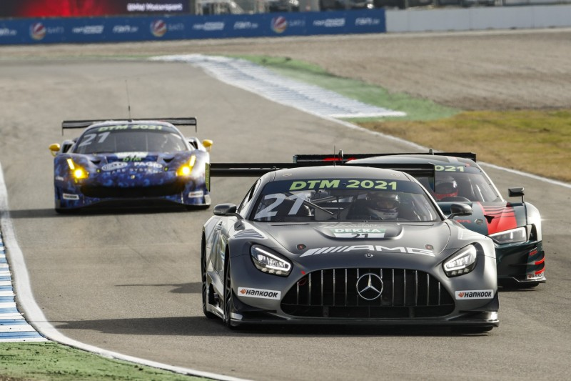 Mercedes-AMG Motorsport – plany na sezon 2021