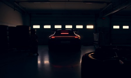 Porsche 911 GT – Za chwilę premiera