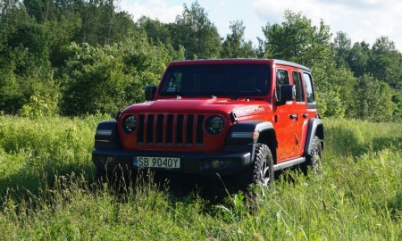 Jeep Wrangler Rubicon 2,0 GME 272 KM 8AT – Legenda nadal żywa
