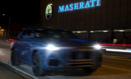 Maserati Grecale – Premiera w tym roku