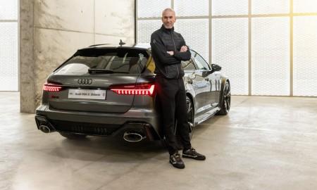 Piłkarze Realu Madryt w nowych modelach Audi