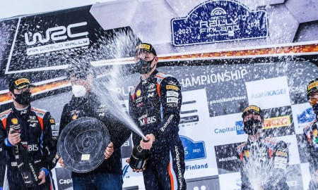 Arctic Rally Finland – Hyundai zaskoczył
