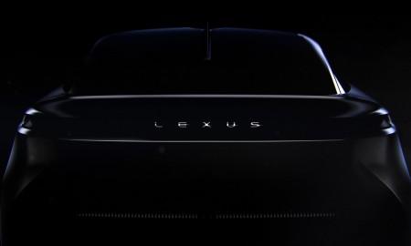 Lexus LF-Z – zapowiedź