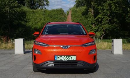 Hyundai Kona Electric 39,2 kWh 130 KM CVT - Warto?