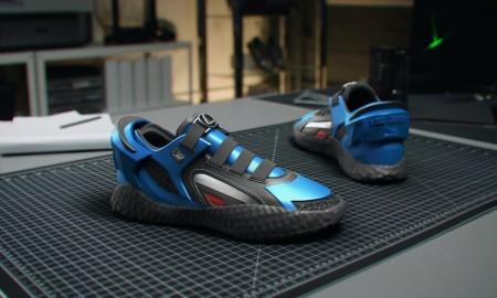 Amerykanie zrobili buty ze spojlerami